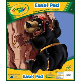 Crayola Easel Pad 17inX20in50 Sheets