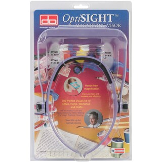 OptiSIGHT Magnifying VisorPurple