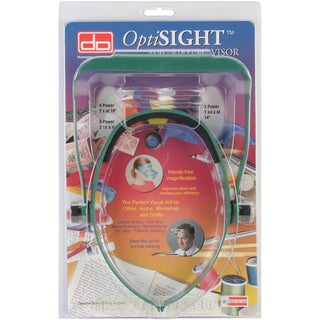 OptiSIGHT Magnifying VisorGreen