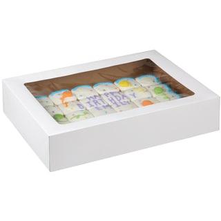 Corrugated Cake Boxes2/Pkg 19inX14inX4in