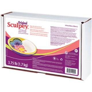 Sculpey Original Polymer Clay 3.75lbWhite