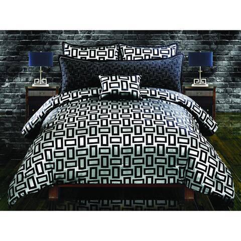 Polygon 5-piece Comforter Set