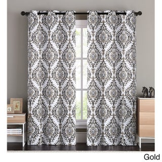 VCNY London Blackout Curtain Panel Pair (2 options available)