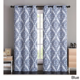 VCNY London Blackout Curtain Panel Pair (More options available)
