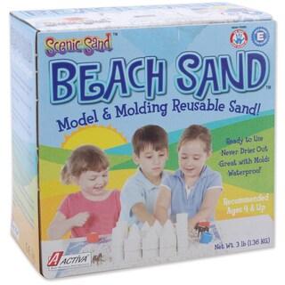 Scenic Sand Beach Sand 3lbWhite