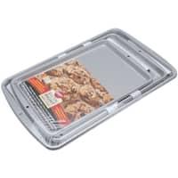 Recipe Right Cookie Pans 3/Pkg9inX13in, 10inX15in, 11.5inX17in