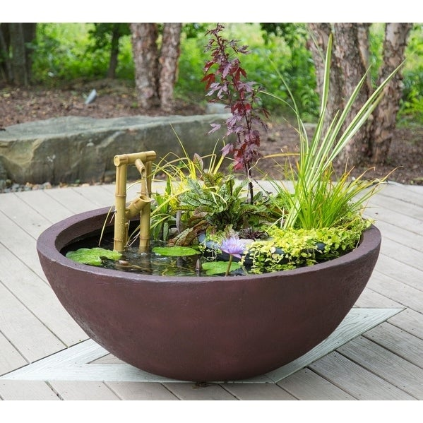 Shop Patio Water Garden Planter