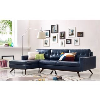 Blake Antique Blue Sectional