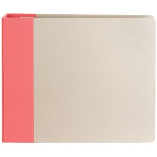 Modern DRing Album 12inX12inRaspberry