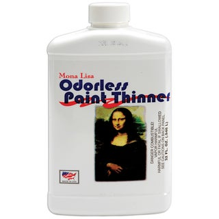 Mona Lisa Odorless Paint Thinner32oz