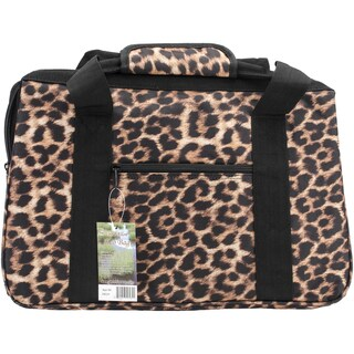 JanetBasket Eco Bag18inX10inX12in Leopard