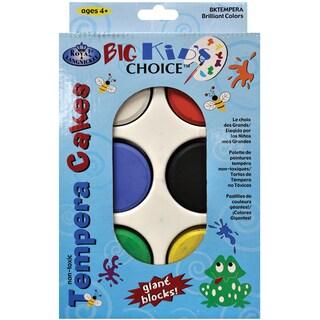 Big Kid's Choice Tempera Paint Cakes6/Pkg