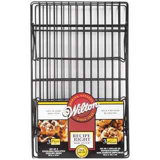 Recipe Right NonStick 3 Tier Cooling Rack15.875inX9.875in