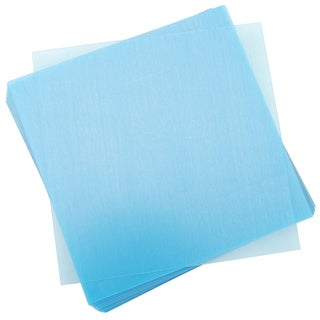 Craft Plastic Sheets 8inX8in 25/PkgClear .020