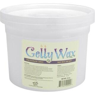 Gelly Candle Wax 55ozClear