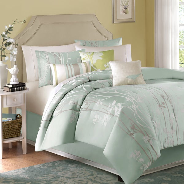 Madison Park Athena 7-piece Queen Comforter Set (As Is Item)