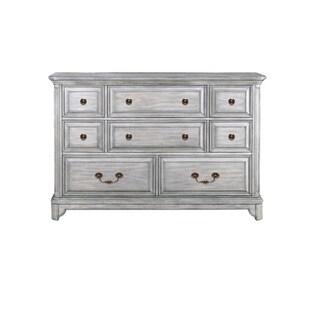Magnussen B3341 Windsor Lane White Finish Wood Drawer Dresser