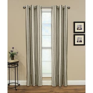 Miller Curtains Grommet Meridian Curtain Panel