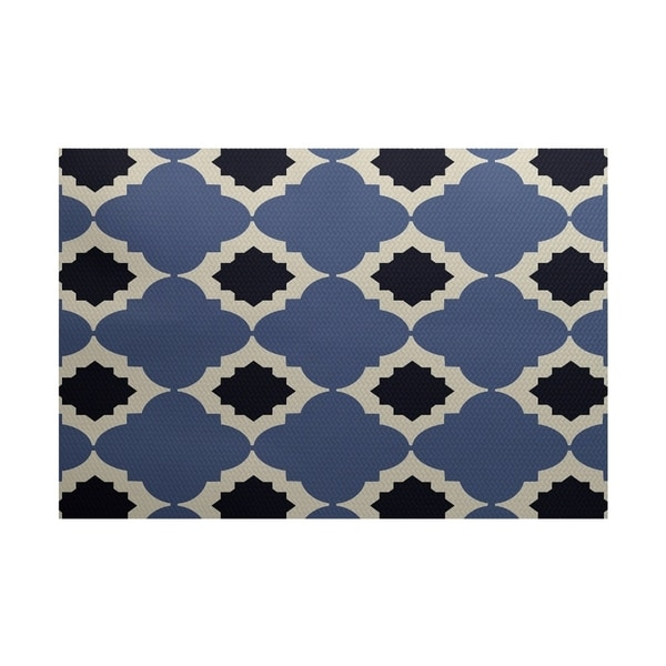 Medina geometric print rug 2 39 x 3 39 free shipping today for Geometric print area rugs