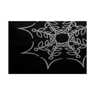 Web Art Holiday Print Rug (2' x 3')
