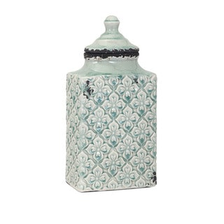 Rigney Tall Ceramic Canister
