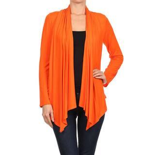 2f47242fd18157 Orange Women s Sweaters