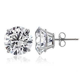 Icz Stonez 14k Gold 7mm 2.5ct TGW Round Cubic Zirconia Stud Earrings|https://ak1.ostkcdn.com/images/products/10549362/P17629036.jpg?impolicy=medium