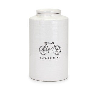 Live To Ride Large Canister