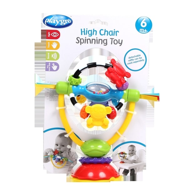 Shop Playgro High Chair Spinning Toy Free Shipping On