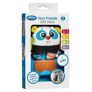 Playgro Blue First Friend Gift Pack