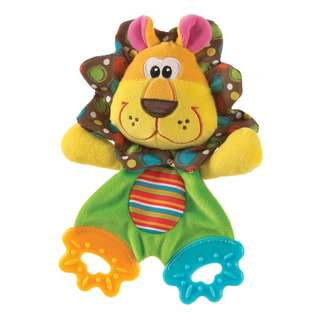 Playgro Roary Lion Teething Blankie