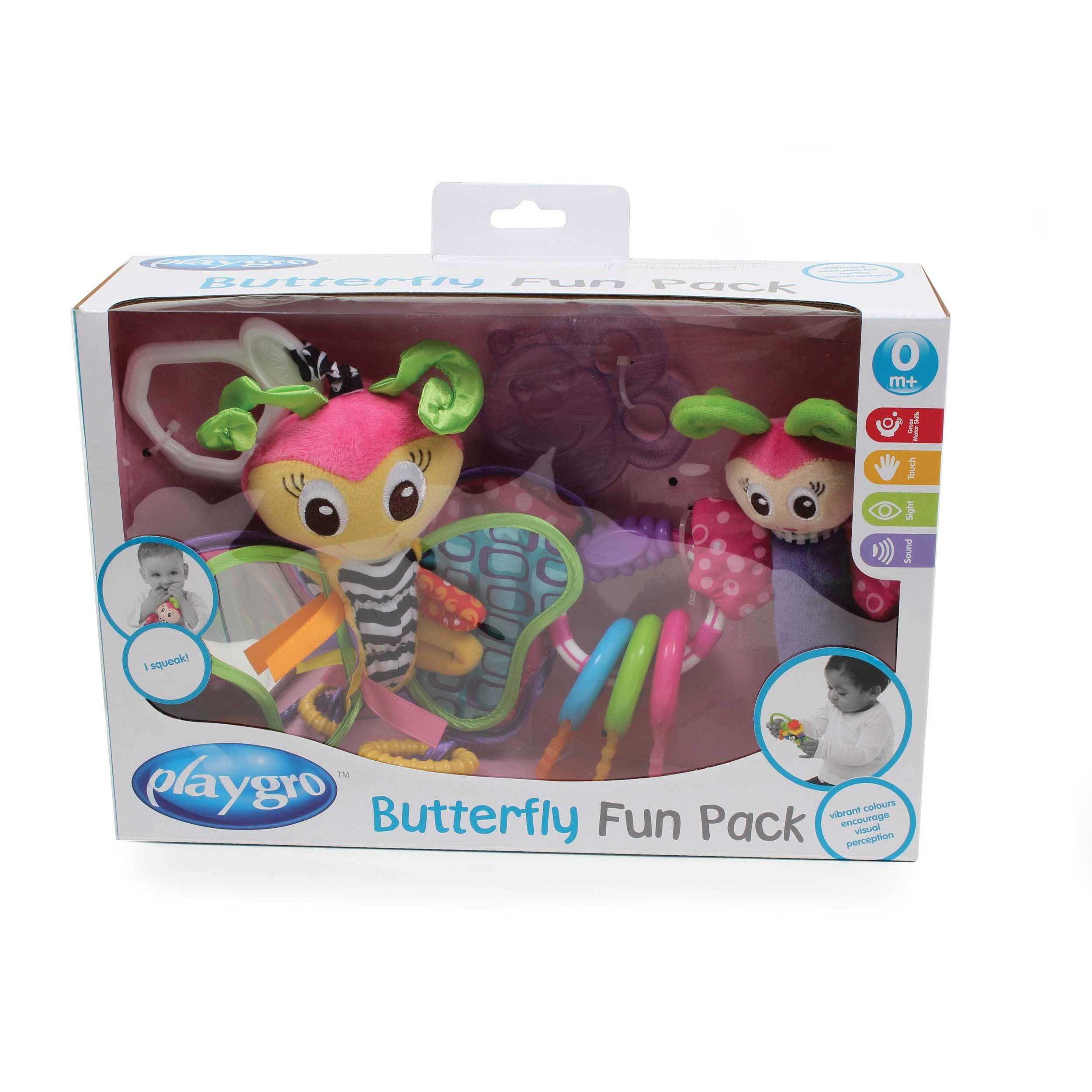 Playgro My First Twinkle Butterfly
