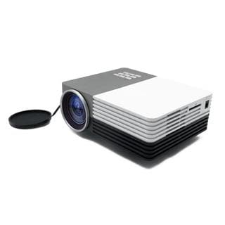 Pyle PRJG65 120-inch 1080p HD Digital Multimedia Projector with USB/ SD/ Mac/ PC Support