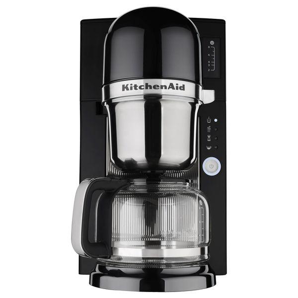 Shop Kitchenaid Kcm0801ob Onyx Black 8 Cup Pour Over