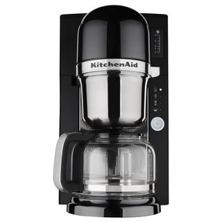 KitchenAid KCM0801OB Onyx Black 8-cup Pour Over Coffee Brewer