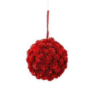 Mini Pinecone 5-inch Ornament