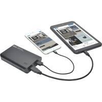 Tripp Lite Portable 2-Port USB Battery Charger Mobile Power Bank 10k