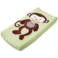 Summer Infant Monkey Changing Pad Cover