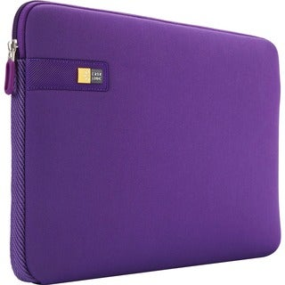 """Case Logic Carrying Case (Sleeve) for 14.1"""" Notebook - Purple"""