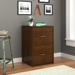 Altra Northfield Alder Core 2 Drawer File Cabinet