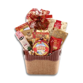 Alder Creek For the Connoisseur Gift Basket