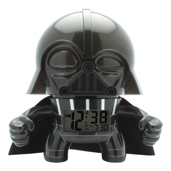 BulbBotz Star Wars Kid's Darth Vader Clock