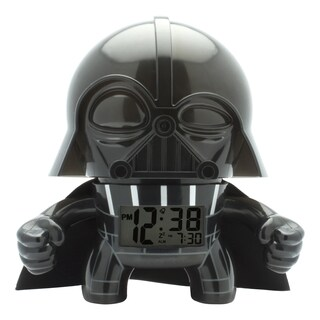 BulbBotz Star Wars Kid's Darth Vader Clock