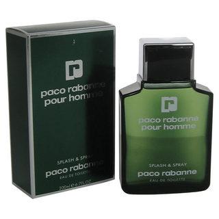 Paco Rabanne Men's 6.8-ounce Eau de Toilette Splash / Spray