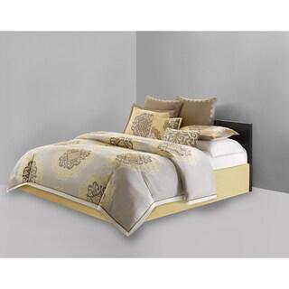 N Natori Medallion Multi Cotton 4-piece Comforter Set (2 options available)