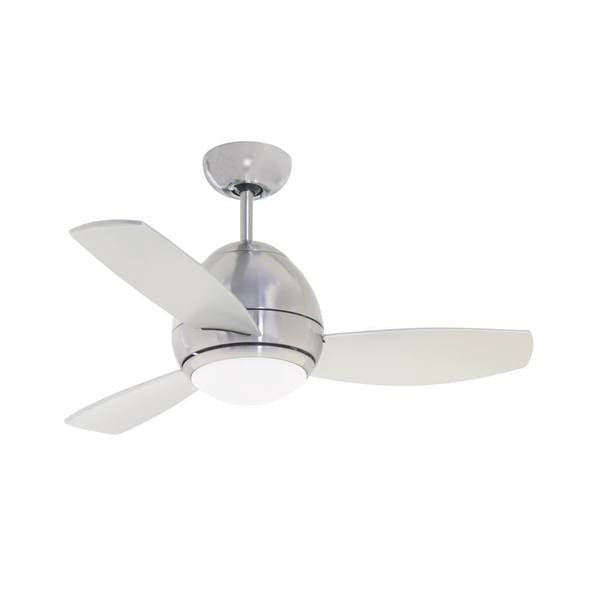 15 Large Outdoor Ceiling Fan High Quality Ceiling Fans: Emerson Curva 44-inch Brushed Steel Wet Rated Modern