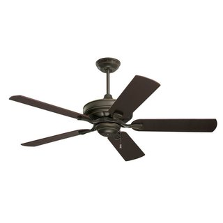 Emerson Bella 52-inch Golden Espresso Transitional Ceiling Fan with Reversible Blades