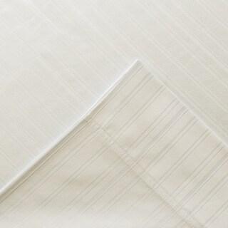 Madison Park Dobby Stripe 500 Thread Count Cotton Blend Sheet Set