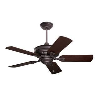 Emerson Bella 42-inch Oil Rubbed Bronze Transitional Ceiling Fan with Reversible Blades