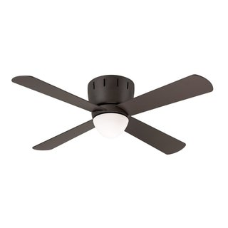 Emerson Wyatt 48-inch Oil Rubbed Bronze Modern Ceiling Fan